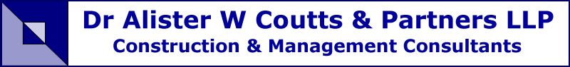 Dr Alister W Coutts & Partners LLP - Construction & Management Consultants - Sheelagh Coutts